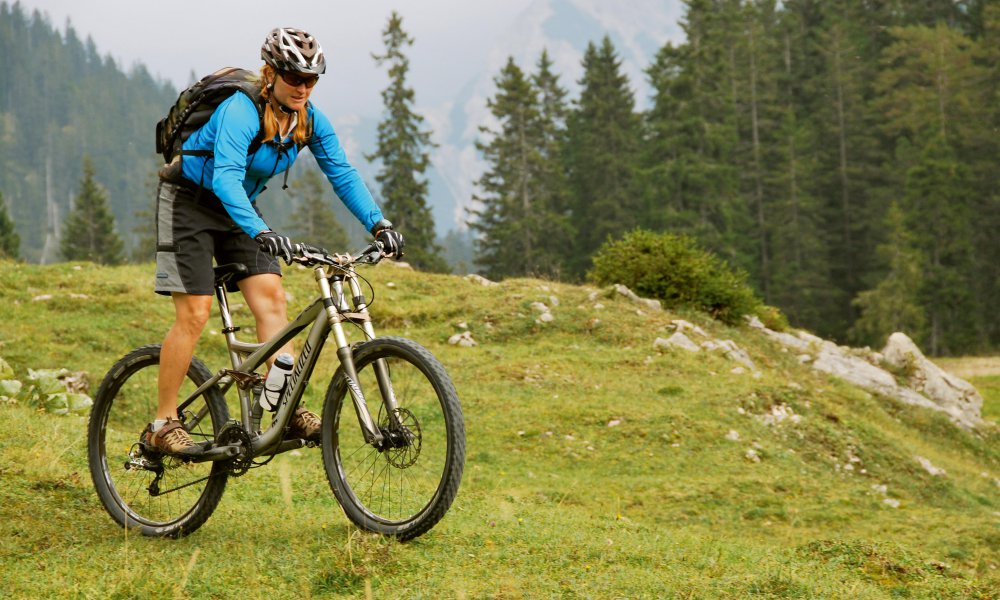 Mountain-Biken/Rad-Touren|Biohotel Eggensberger/FTM