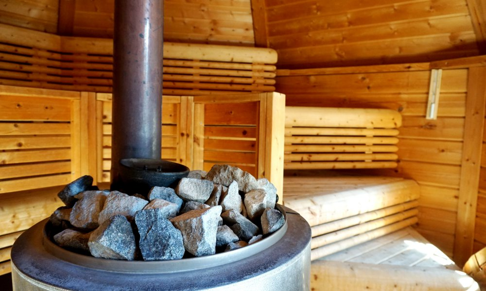Sauna|Biohotel Eggensberger/Moving Pictures