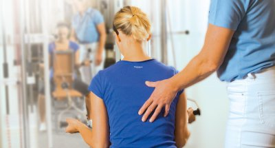 Trainings-Therapie|Biohotel Eggensberger