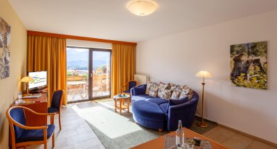 PLUS-Appartement/Beispiel|Biohotel Eggensberger/Moving Pictures